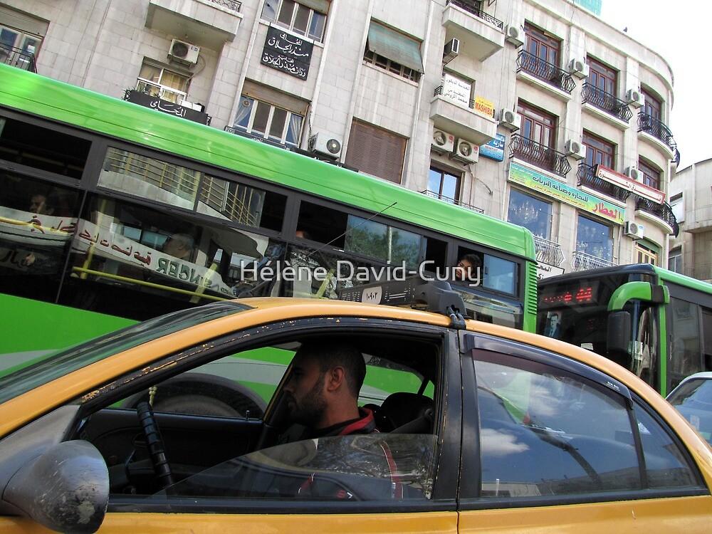Green driving by Hélène David-Cuny