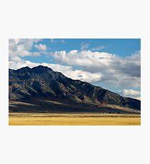 Autumn Landscape in Utah, United States Photographic Print