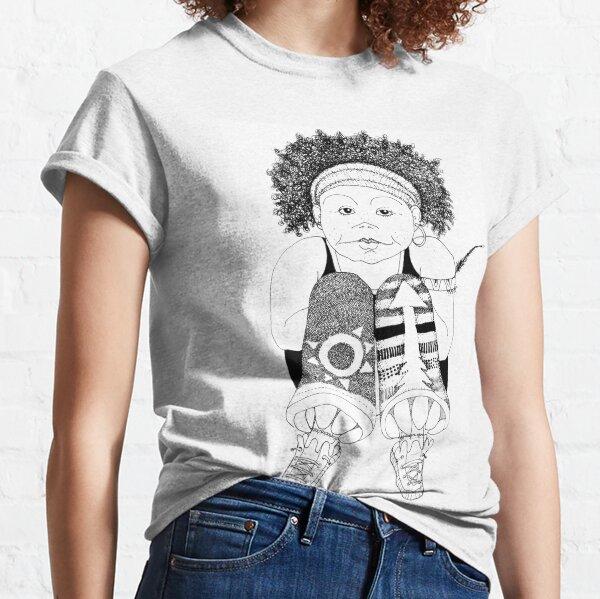 Hip Hop Muse Camiseta clásica