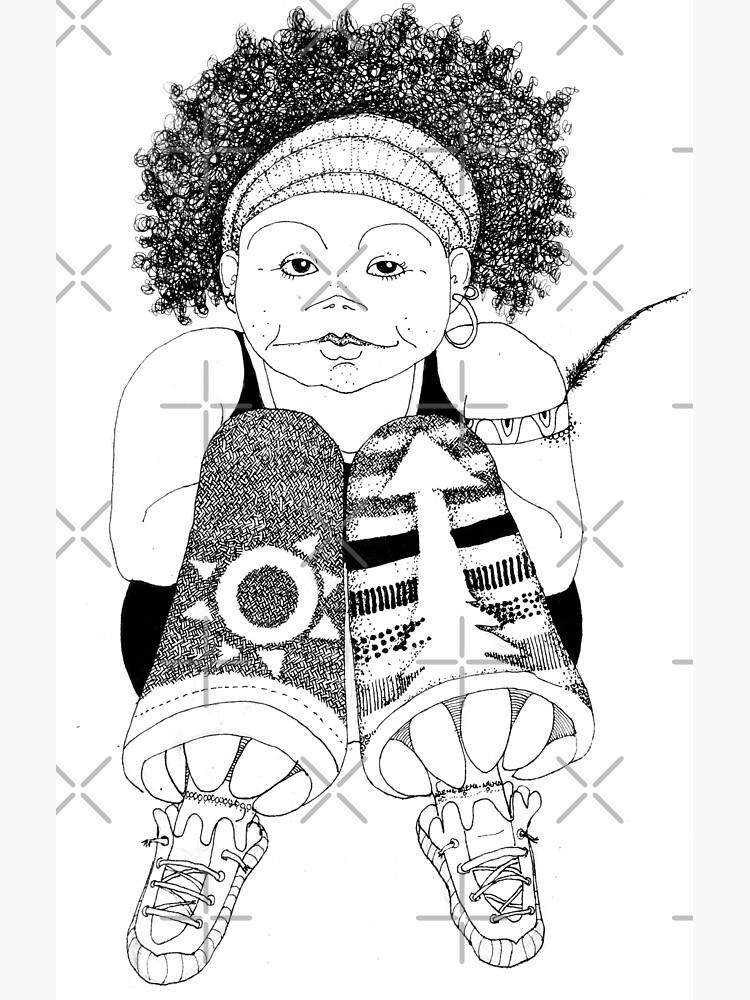 Hip Hop Muse by aremaarega