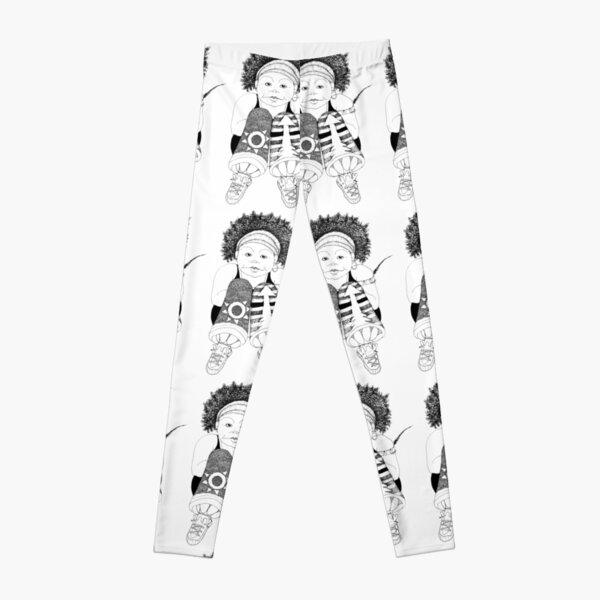 Hip Hop Muse Leggings