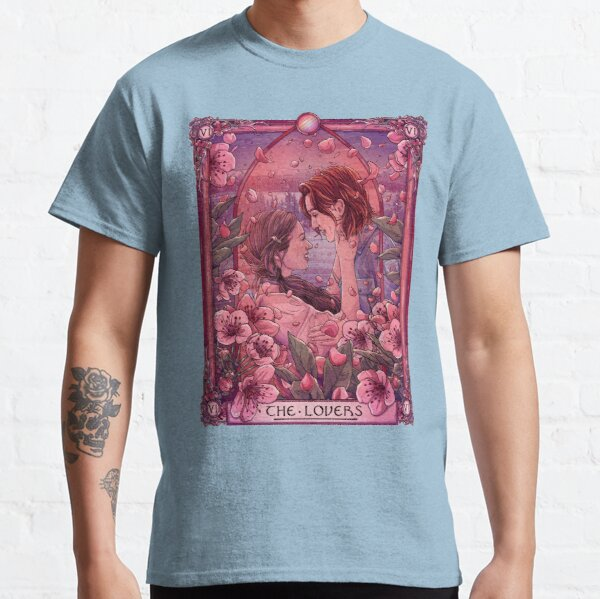 WayHaught | The Lovers | Wynonna Earp Tarot Classic T-Shirt