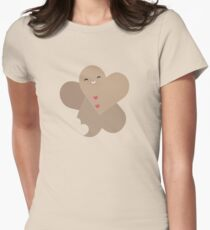 Gingerbread Love Women's Fitted T-Shirt