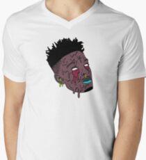 21 savage Men's V-Neck T-Shirt