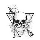 Geometric Skull by JeferCelmer