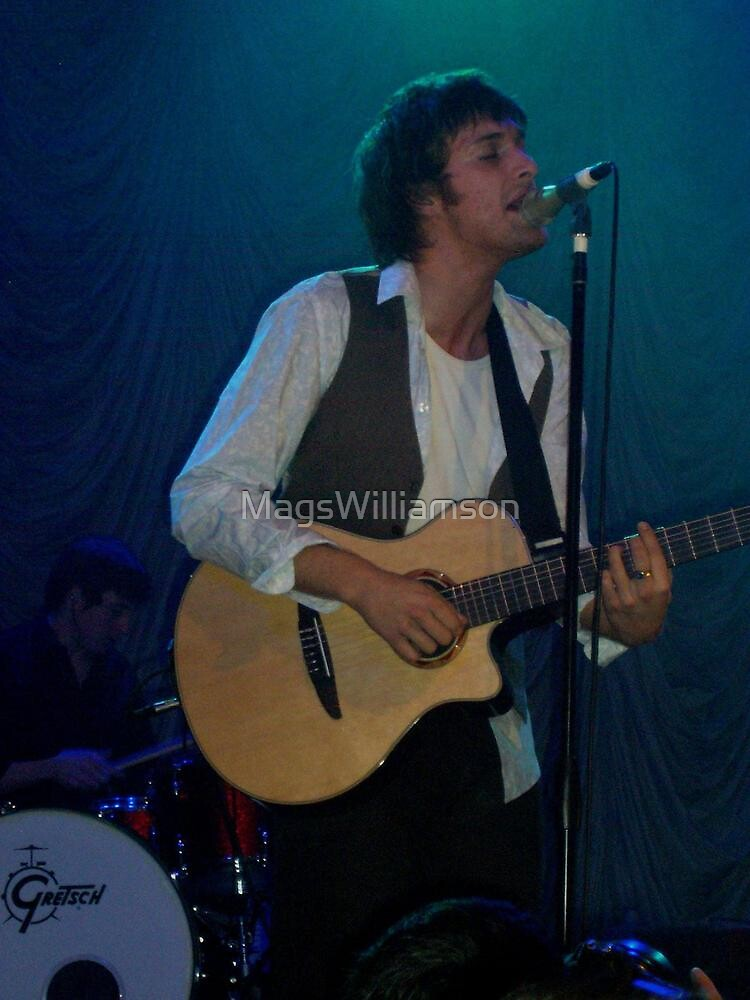 Paolo Nutini by MagsWilliamson