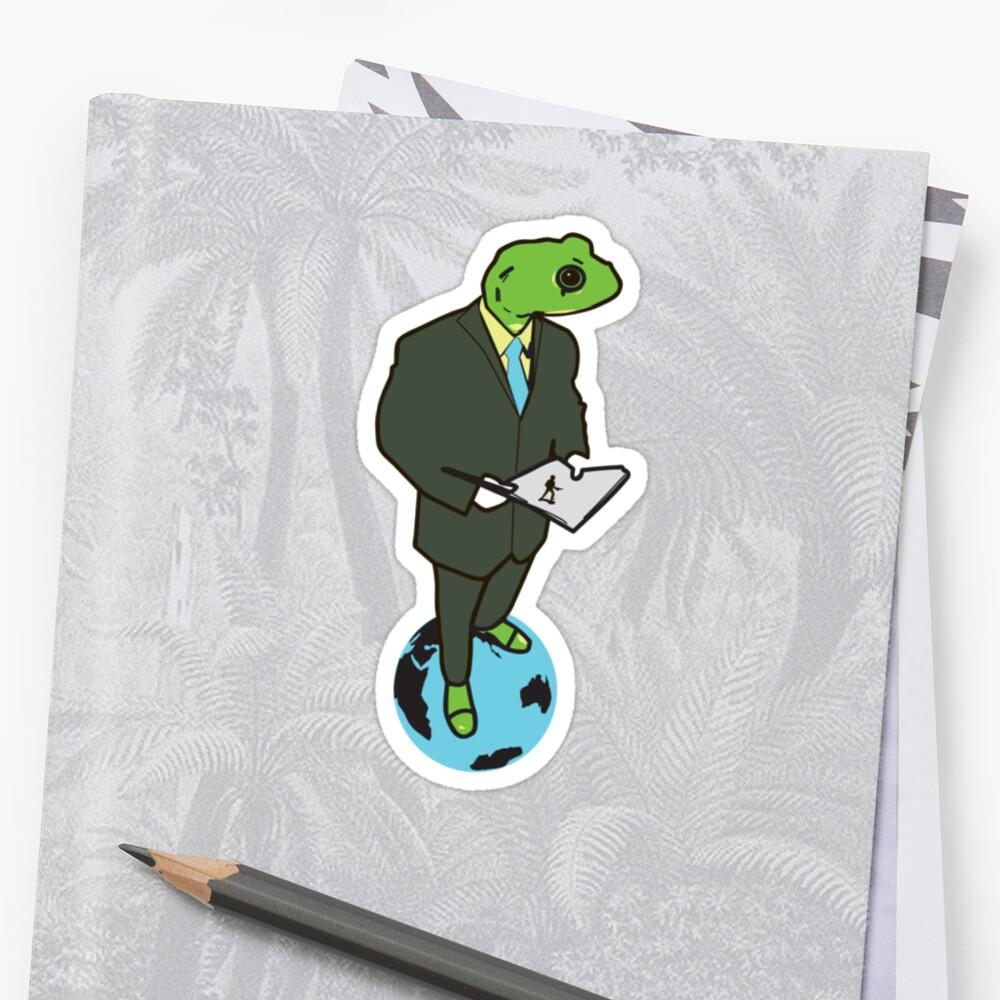 Mr Business  by jesnowson