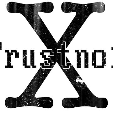 Trustno1 by zombiemama