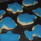 Channakkah Cookies by Deborah Singer