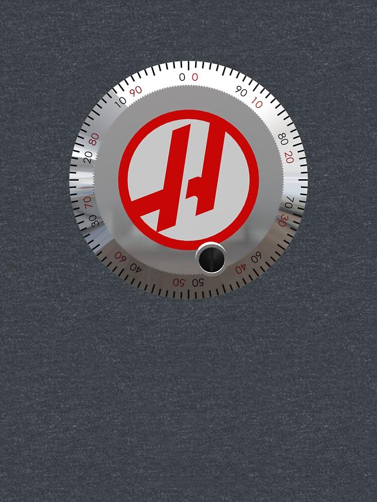 Haas Jog Handle by cadcamcaefea