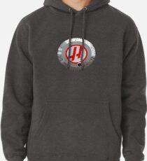 Haas Jog Handle Pullover Hoodie