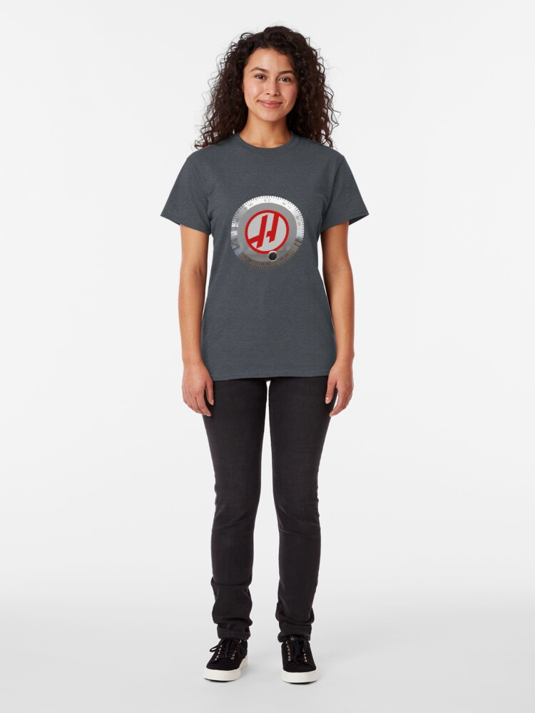Alternate view of Haas Jog Handle Classic T-Shirt