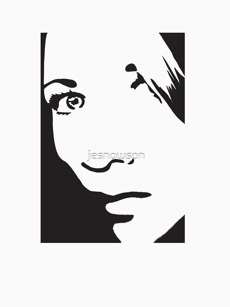 Portrait by jesnowson