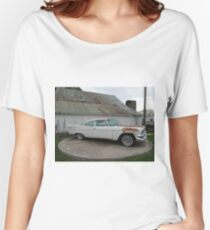 1958 Dodge Royal ~ Barn Sale Find Women's Relaxed Fit T-Shirt