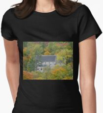 In the Heart of the Woods Women's Fitted T-Shirt