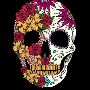 sugar skull by nvdesign