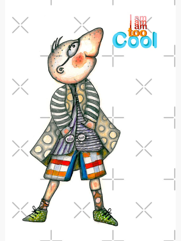 Fashion Digger - I am too Cool by aremaarega