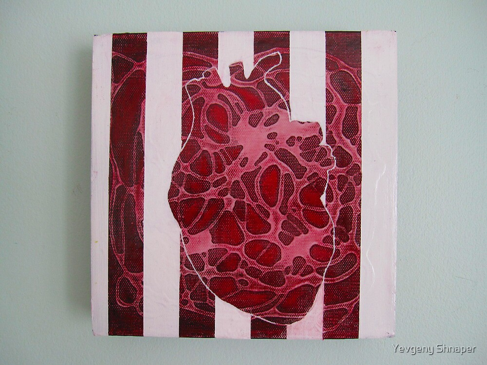 My Heart on a Canvas by Yevgeny Shnaper