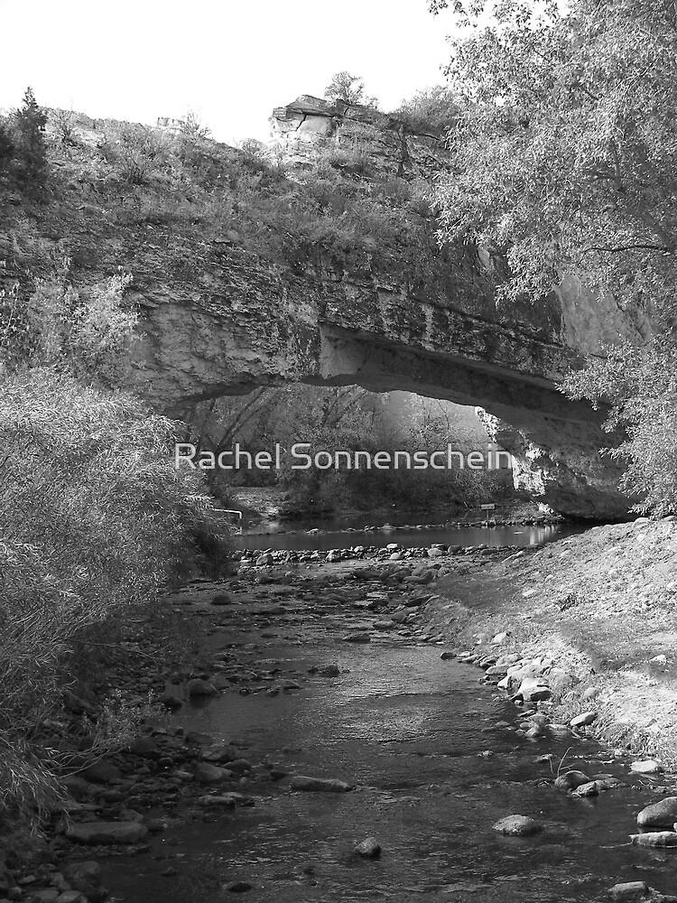 Ayre's Natural Bridge by Rachel Sonnenschein