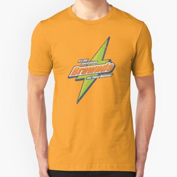 Brawndo Slim Fit T-Shirt