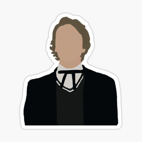 Michael Langdon à l'école Sticker