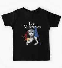 Les Miserables Kinder T-Shirt