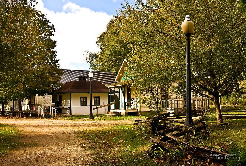 Billie Creek Village by Tim Denny