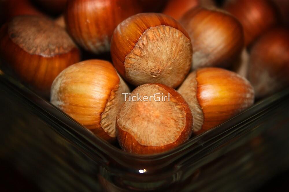 Hazelnuts by TickerGirl