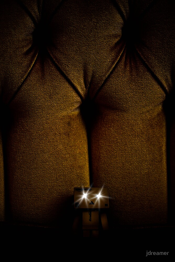 Danbo - Alone in the Dark by jdreamer