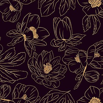 Floral Seamless Pattern by anxlih