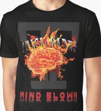 Mind Blown Graphic T-Shirt