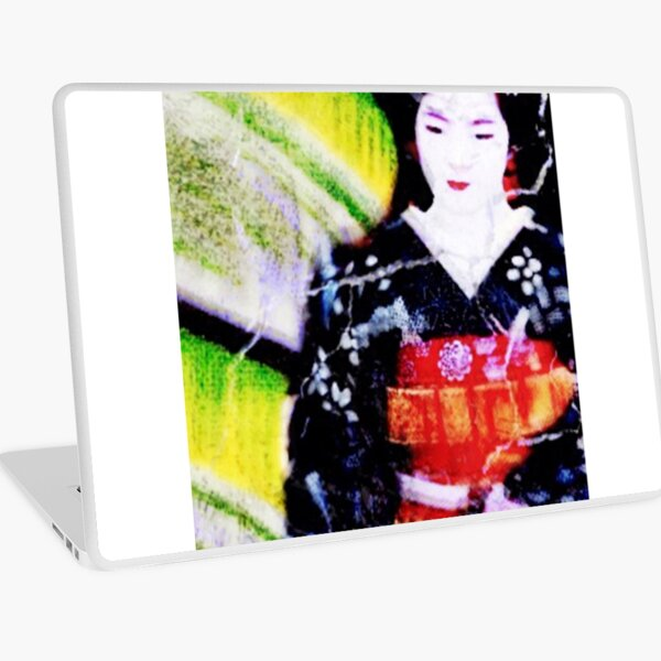 Kazu II Laptop Skin
