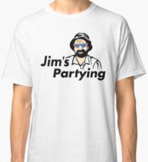 Jim's Partying Classic T-Shirt