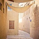 Midday sun in Bastakiya by Cvail73