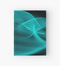 Photon Bubble Hardcover Journal