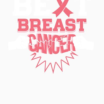 Beat breast cancer gift by LikeAPig