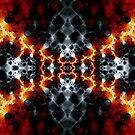 Fractal Art - Lava II by Sven Fauth