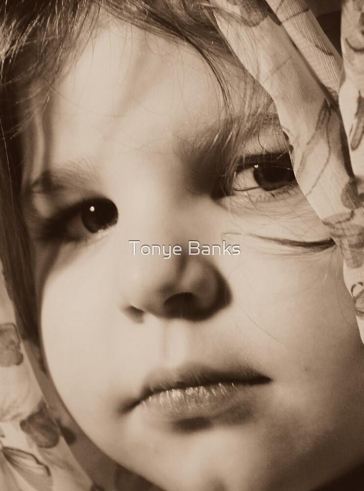 Covergirl by Tonye Banks
