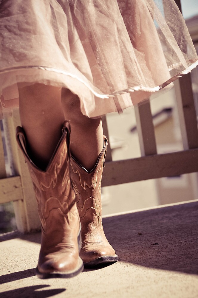 These boots are made for walking by h0neybebeh