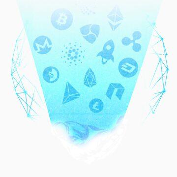Crypto logos gift by LikeAPig