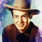 Robert Ryan, Vintage Actor by SerpentFilms