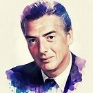 Victore Mature, Vintage Hollywood Actor by SerpentFilms