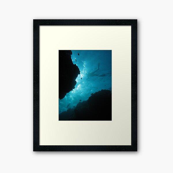The Front Framed Art Print
