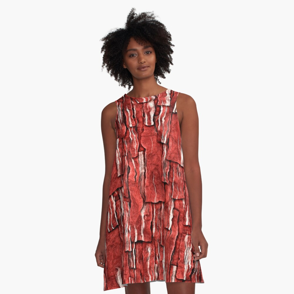 Got Meat? A-Line Dress