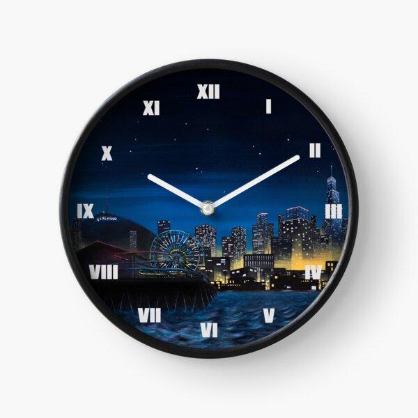 Del Perro Clock