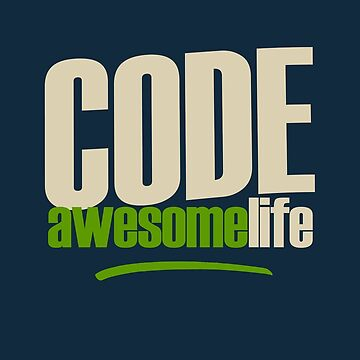 Code - Awesome Life by mbiymbiy
