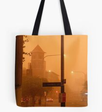 Thomas Street Dust Storm Tote Bag