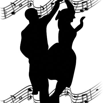 Swing Dance Design by kudostees