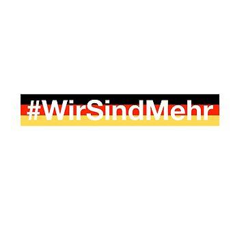 WirSindMeher by WeeTee