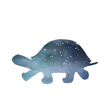Tortoise by GwendolynFrost